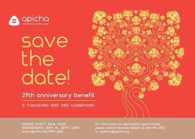 Apicha CHC Gala 2019