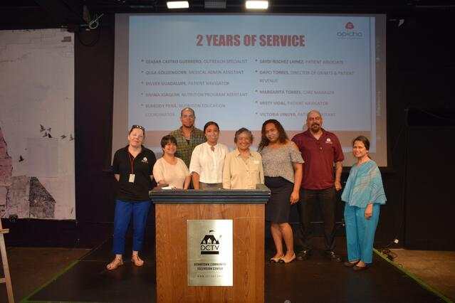 Apicha CHC Staff Appreciation 2 Years