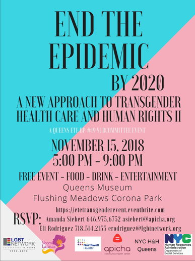 End the Epidemic Event