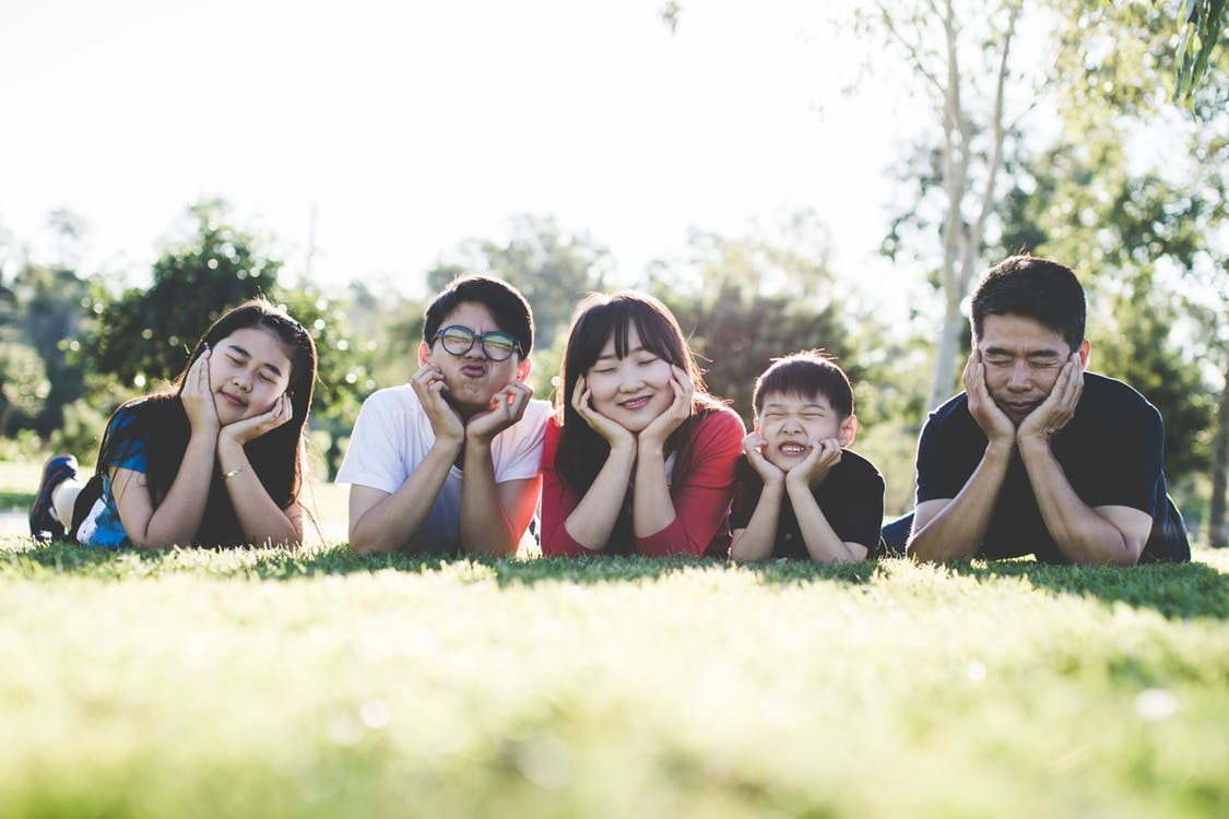 family-outdoor-happy-happiness-160994