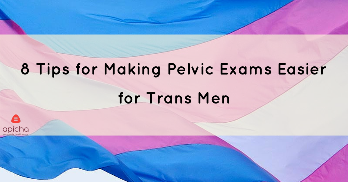 pelvic exam transgender resources