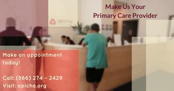 primary care provider community health center
